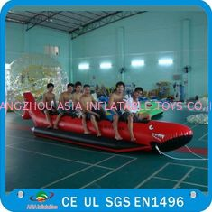 Chiny Inflatable Single Tube Banana Boat, Inflatable Water Sports Boat fabryka