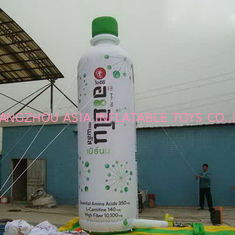 Chiny Outdoor Large Inflatable Bottle /  Can For Advertisement fabryka