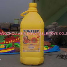 Chiny Sealed Inflatable Bottle / Replicate Model For Commercial Use fabryka