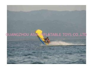 Chiny Lake Towable Inflatables Flying Fish Boat Tube for Outdoor Acctivity fabryka