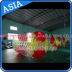 Chiny EN71 Inflatable Water Roller Ball / Water Walking Ball fabryka