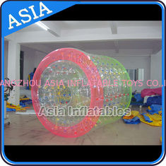 Chiny Nice TPU Inflatable Multi-colors Aqua Roller for Summer Water Pool fabryka