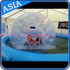 Chiny Popular Kids and Adult Inflatable Water Roller Ball Price fabryka