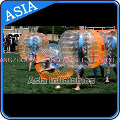 Chiny 1.5m Inflatable Bumper Ball , Bubble ball soccer , Inflatable soccer bubble , bubble football fabryka
