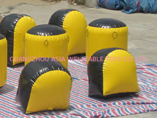 Chiny Inflatable Paintball Bunker BUN31 Used on the Inflatable Bunkers fabryka