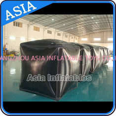 Chiny Comfortable Advertising inflatable swim buoy cylinder fabryka