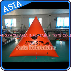 Chiny Inflatable Promoting Buoy , Inflatable Swim Buoys For Ocean Or Lake fabryka