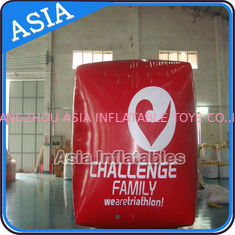 Chiny Inflatable swimming buoy with customized logo for swim event fabryka