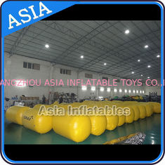 Chiny Inflatable Promote Buoy In Cylinder Shape For Ocean And Lake Advertising fabryka