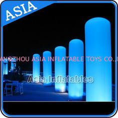 Chiny LED Inflatable Pillar Lighting Decoration, Inflatable Light Column fabryka