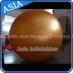 Chiny Inflatable Helium Balloons Golden Round ,  Blank Sphere Ball , Cartoon Character fabryka