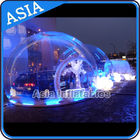 Strong PVC Christmas Snow Globe / Inflatable Bubble Tent For Sale dostawca