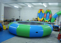Commercial Air Tight Inflatable Water Trampoline For Water Sport Games dostawca