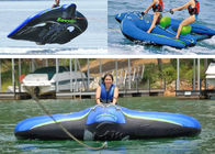 Flying Fish Water Towable Ski Tube Inflatable Flying MantaRay For Water Sports dostawca