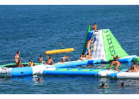 0.9mm PVC Tarpaulin Inflatable Water Parks With 3 Years Warranty dostawca