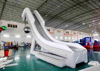 Customized Inflatable Water Sports, Inflatable Water Slide For Yacht Ship dostawca