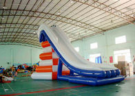 Inflatable Water Sports And Inflatable Boat Slide For Water Amusment Games dostawca