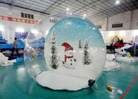 Customize TPU Inflatable Bubble House for Show dostawca