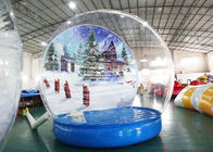 Inflatable Snow Globe / Bubble Tent for Take Ptoto and Exhibition dostawca