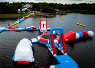 Amazing Outdoor Water Park Playground / Water Game Toy 3 Years Warranty