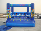 Inflatable blue mini Jumping castle dostawca