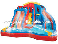 Inflatable slide with water dostawca