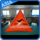Inflatable triangle swim buoys toy for water park dostawca