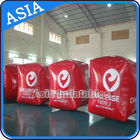 Inflatable Swim Buoy In Cube Shape For Water Triathlons Advertising dostawca