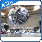 Filled Helium Earth Balloons Globe with 0.18mm PVC  ,  Advertising Planet  Ball dostawca