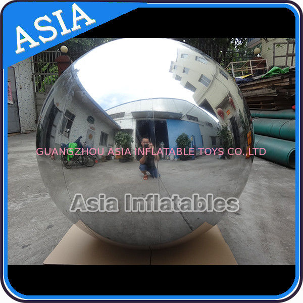 Fashion Show Inflatable Advertising Balloons With Reflect Effect for Decoration dostawca