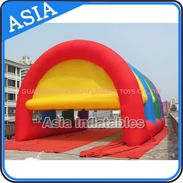 Water Proof High Performace Inflatable Yard Tent For Interactive Games dostawca