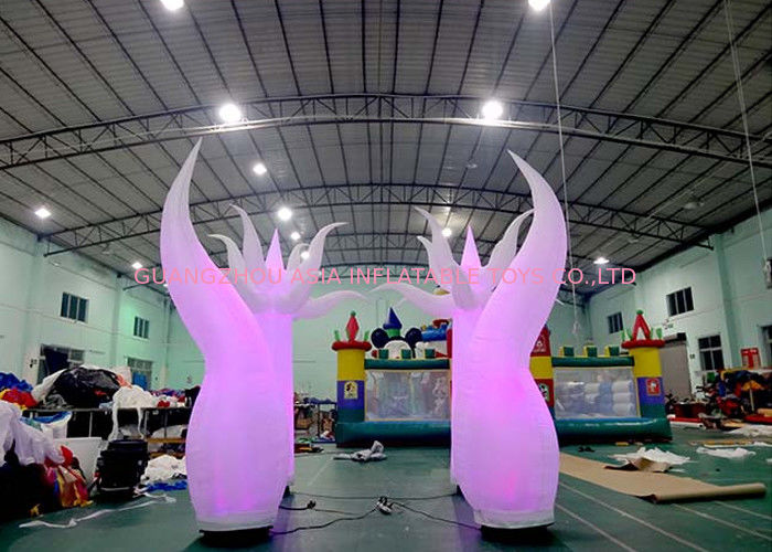 Inflatable Seaweed LED Lighting Decoration for Party Events dostawca
