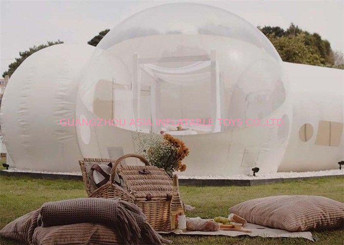 Inflatable Clear Bubble Tent for Outdoor Camping dostawca