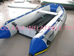 Commercial Grade High Quality Inflatable Fishing Boat for 2 persons dostawca