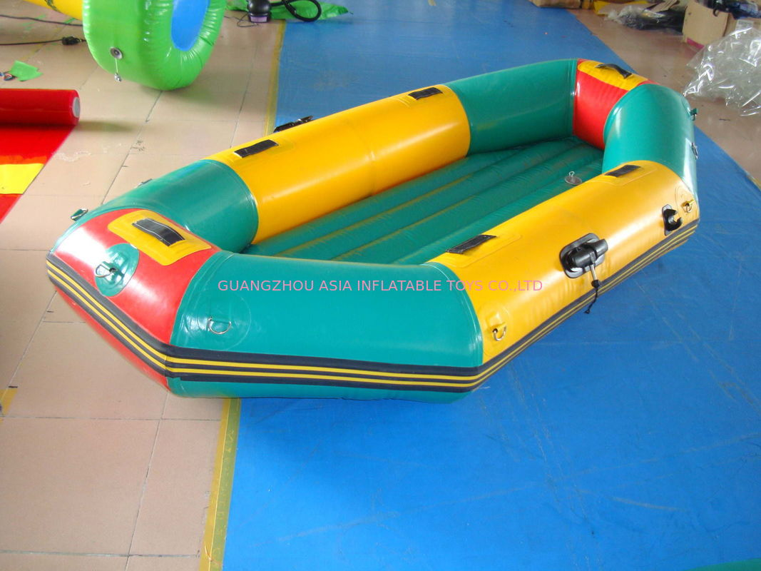 Hight Quality PVC Tarpaulin Inflatable Boat for sale dostawca