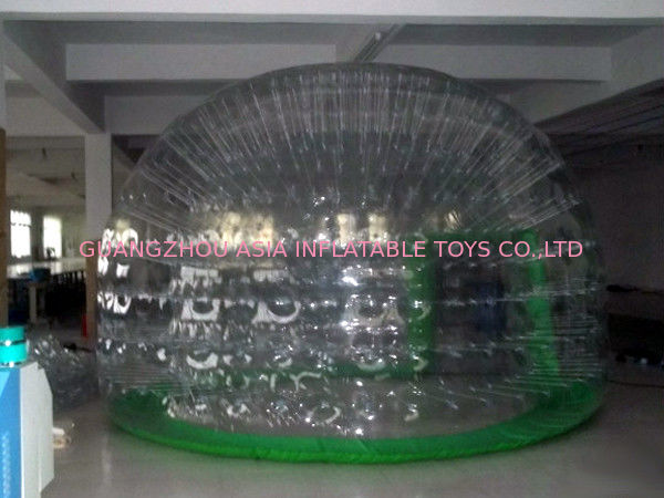 New Design Air Sealed Transparent Inflatable Bubble Tent for Wholesale dostawca