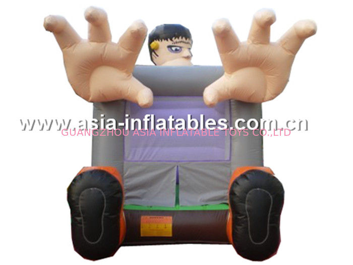 CE Commercial Inflatable Combo With Bounce  dostawca