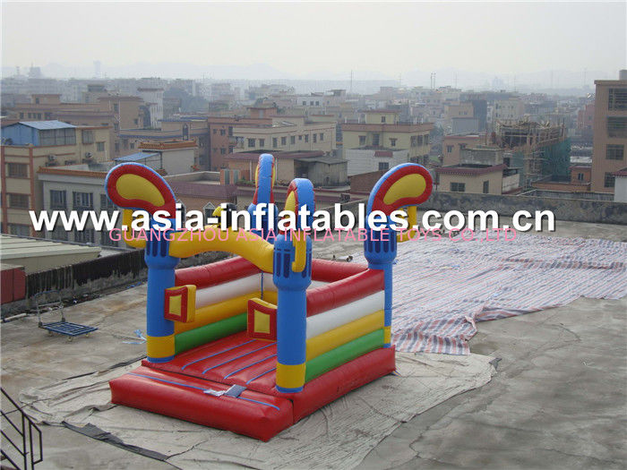 Commercial attractive kids inflatable bouncer castle for fun dostawca