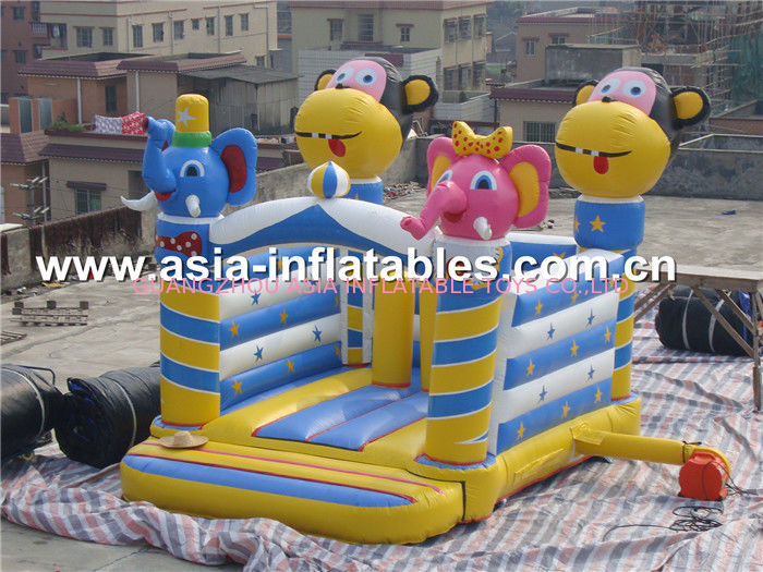 used commerical playground equipment inflatable combo