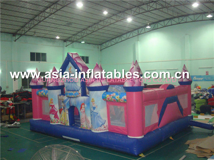 Durable combo/princess inflatable combo/mages inflatable combo dostawca