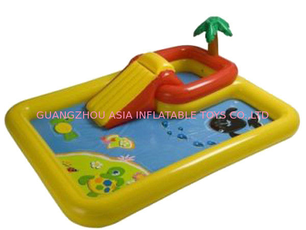 Hotsale Kids Inflatable Pool Center with Basketball Hoop dostawca