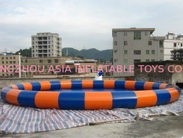 Homeusing Circular Water Park Kids Inflatable Pool for sale dostawca