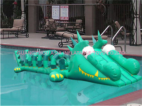 Commercial Use Inflatable Pool Slide, Inflatable Water Sports For Kids dostawca