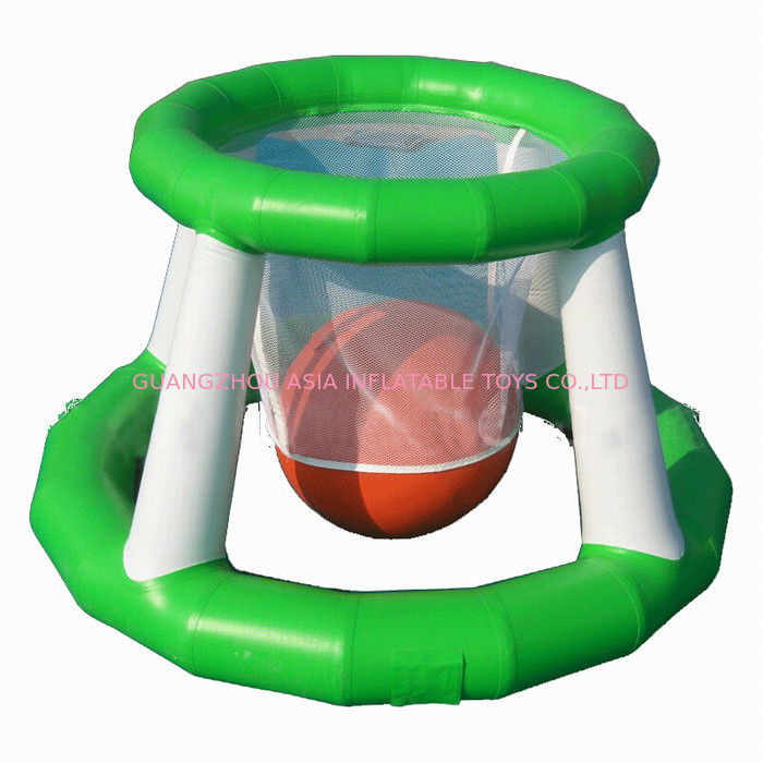 Aqua Park Inflatable Water Basketball Shot Games For Adults
