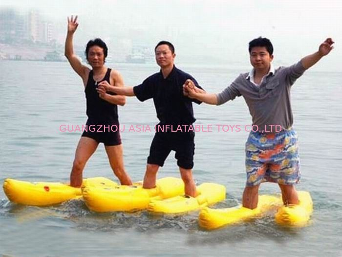Walking On The Water, Inflatable Water Shoe For Water Amusement dostawca