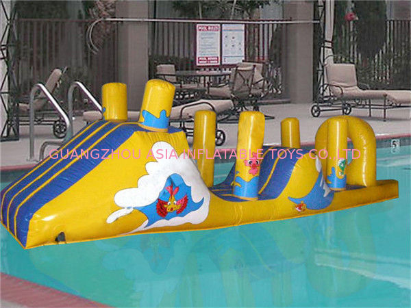 Inflatable Aqua Sports, Inflatable Water Floating Obstacle Course