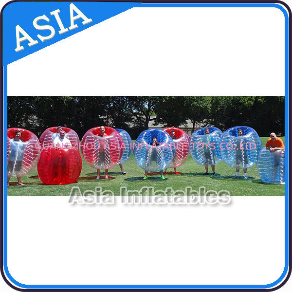 Customised Bubble Football For Adult And Children Outdoor Games dostawca