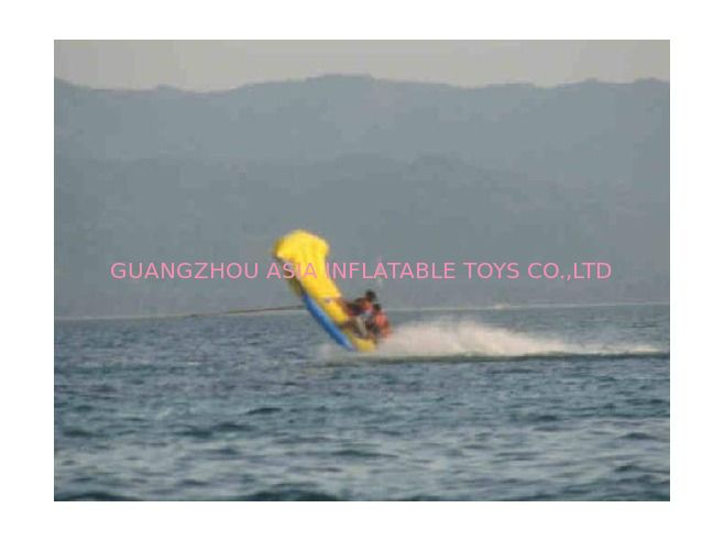 Lake Towable Inflatables Flying Fish Boat Tube for Outdoor Acctivity