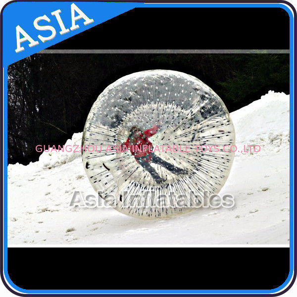 Durable Clear Grass Zorb,Inflatable Zorb Ball For Commercial Use dostawca