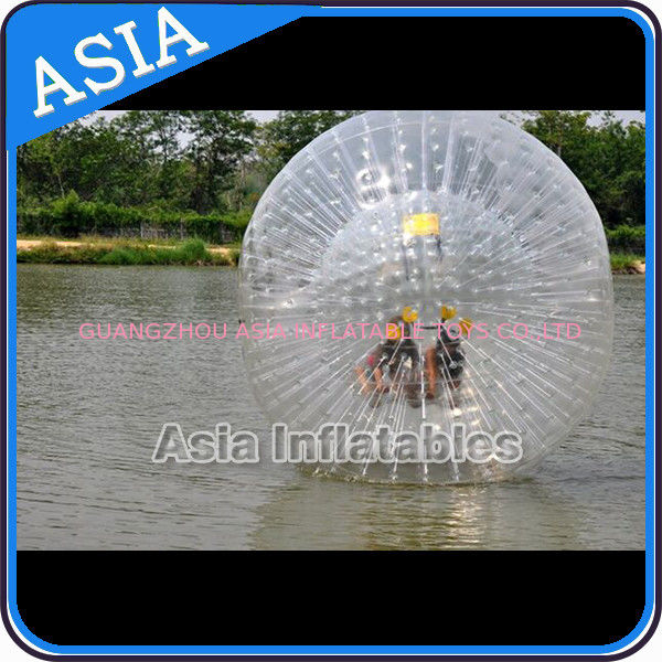 TPU or PVC Human Zorb Ball , Water Walking Zorb , Inflatable Ball Toys dostawca